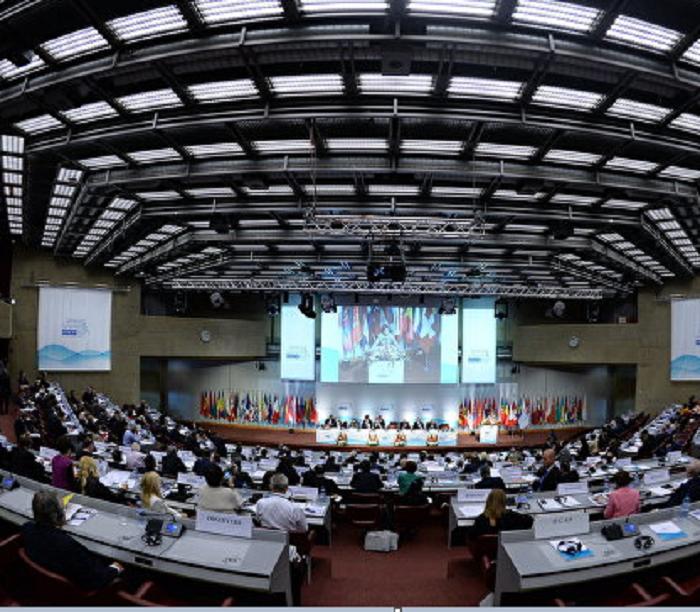 Парламентарии ОБСЕ решили создать спецкомитет поборьбе стерроризмом