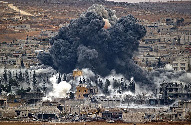 Отновых авиаударов вСирии погибло неменее 28 гражданских