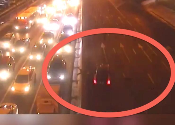 Насевере столицы шофёр сбил толпу пешеходов и исчез