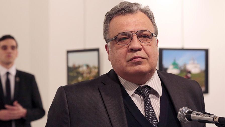 ВАнкаре открыли бюст Андрея Карлова