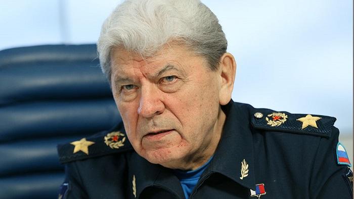 1-ый главком ВВС Российской Федерации Петр Дейнекин скончался в столицеРФ