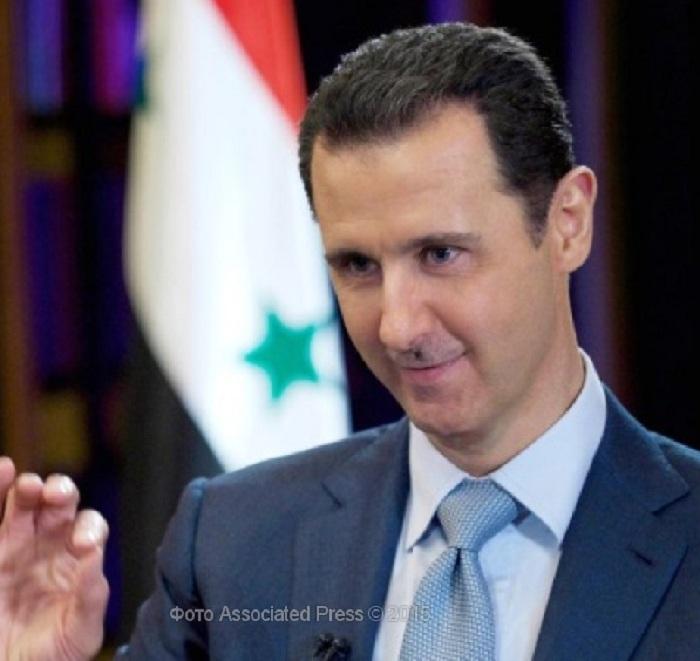 Запад несмог совершить переворот вСирии— Асад