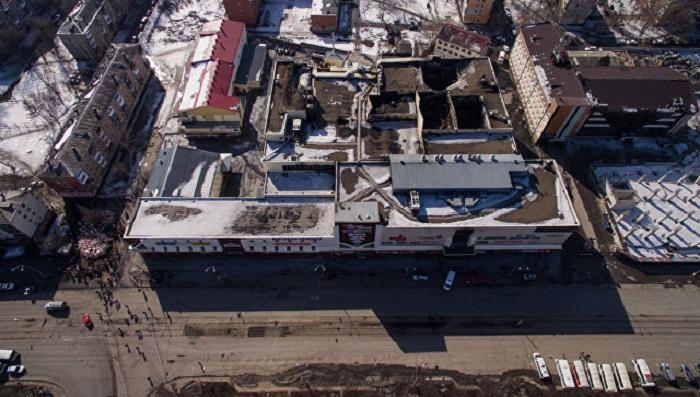 Гражданин Кемерова: Дверь вкинотеатр запер один из гостей сгоревшегоТЦ