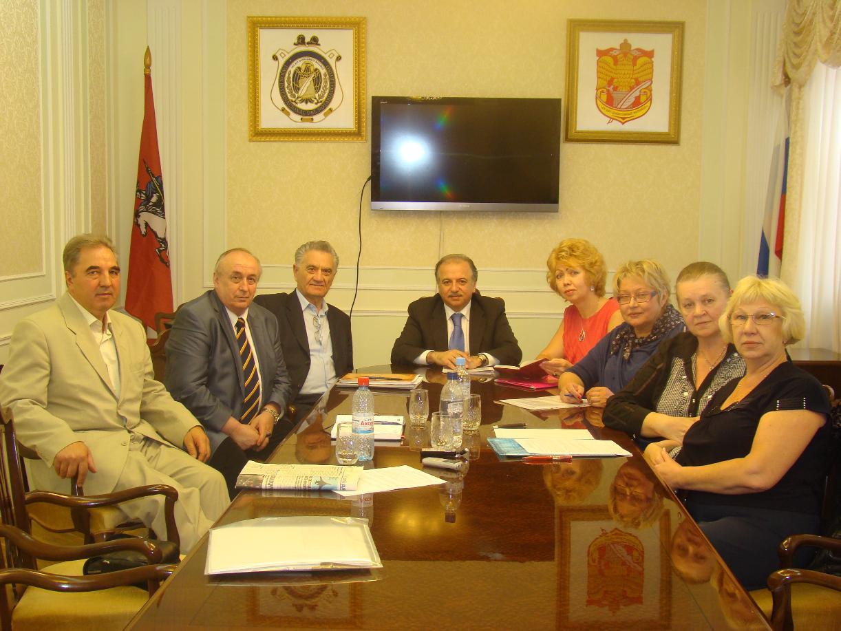 Заседание Комиссии профессиональной чести нотариусов Москвы (ноябрь 2017 года), Москва