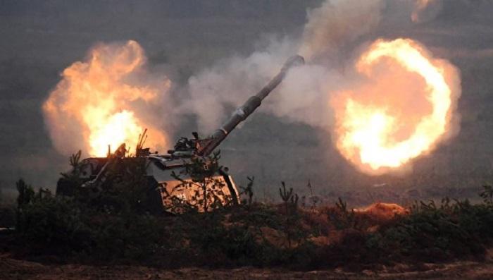 Минобороны представило очень интересные кадры использования смертоносных снарядов «Краснополь»
