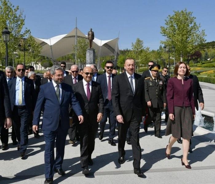 Алиев вТурции встретится сЭрдоганом