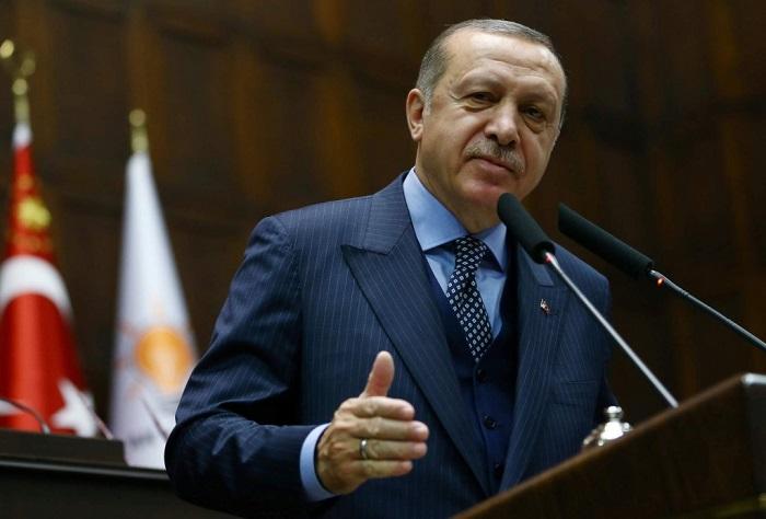 Эрдоган обвинил США вшантаже