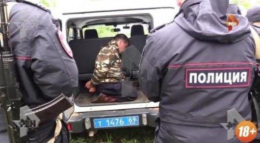 Арестован подозреваемый вубийстве 9-ти человек вТверской области