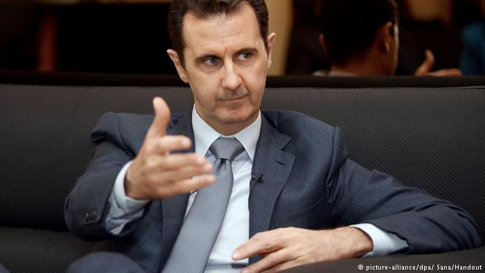 Асад: РФнедопустит 3-й мировой войны вСирии