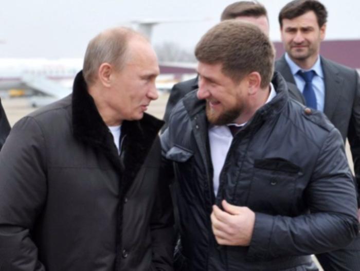 Нелегальные бои детей Кадырова снова показали потелевизору