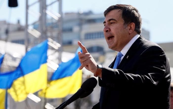 Саакашвили предложил план перемен  государства Украины  за70 дней