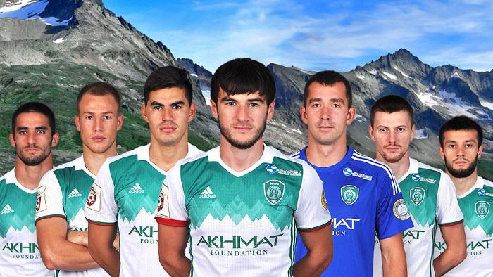 Грозненский ФК 'Терек' окончательно решили переименовать в 'Ахмат'