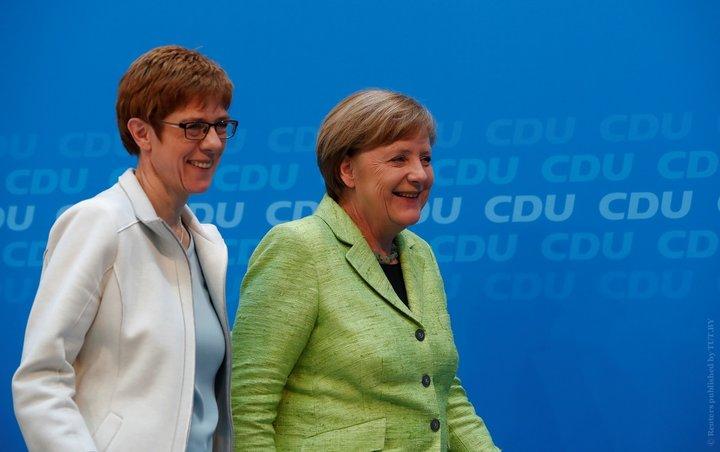 Возможный преемник Меркель высказался поУкраине и«Северному потоку-2»