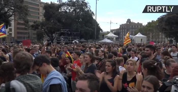 Забастовка вКаталонии неповлияла наработу аэропорта Барселоны