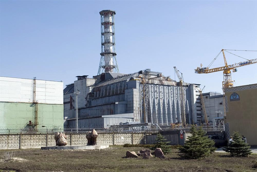 чернобыльская аэс. фото
