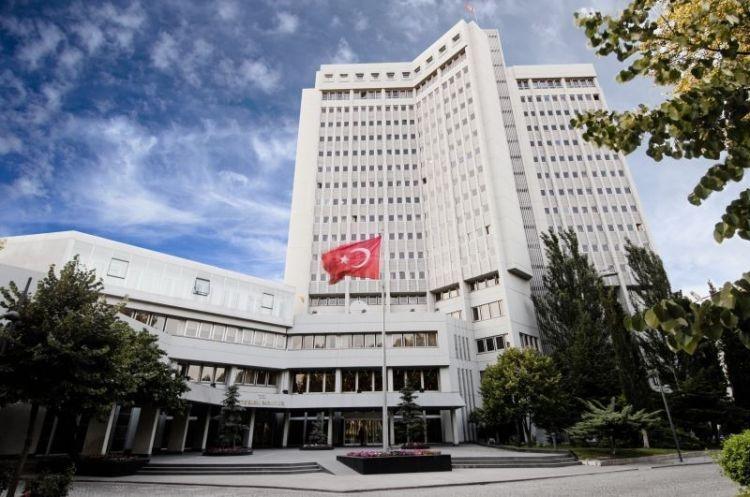 Турция поддержала удары по Сирии