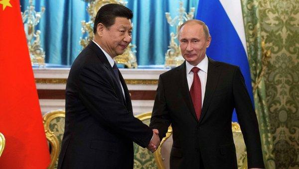 Руководитель Китайская народная республика принял приглашение В. Путина посетить Российскую Федерацию