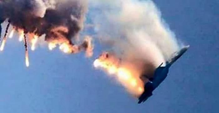 Американский истребитель сбил самолет ВВС Сирии