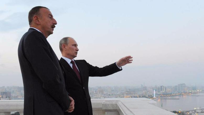Руководитель Ставрополья выступил наоткрытии Российско-Азербайджанского форума