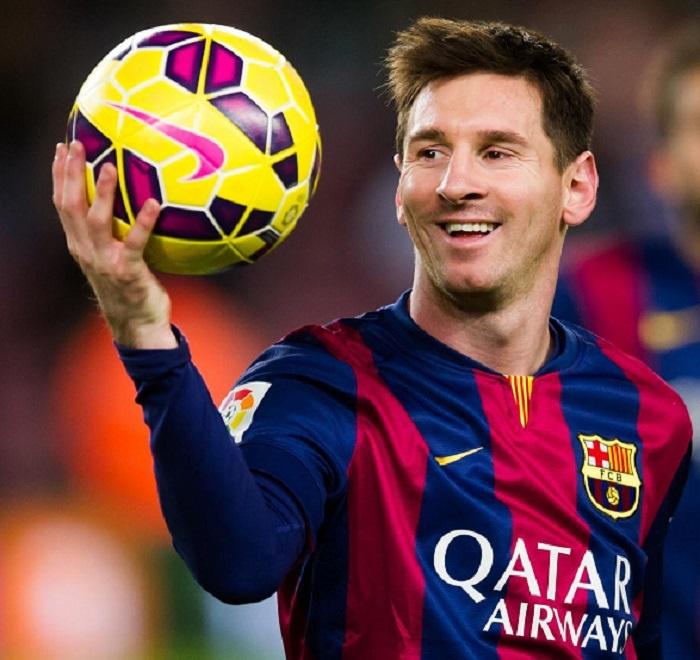 Сумма отступных поновому договору  Месси с«Барселоной» составит приблизительно  400 млн  евро
