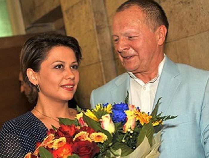 Дочь артиста появилась насвет ранее срока— Борис Галкин