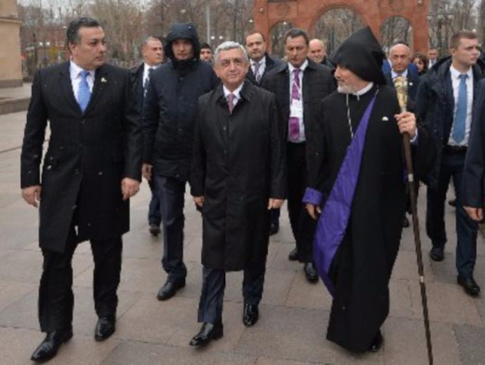 Путин 15ноября встретится спрезидентом Армении