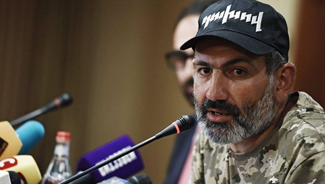 Марукян: «Елк» может выдвинуть Пашиняна кандидатом напост премьер-министра