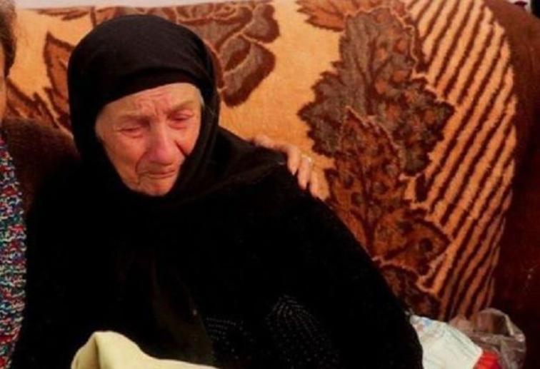Кадыров подарил дом перевезенной изприюта 104-летней женщине итроим сиротам