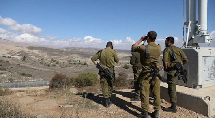 Израиль сбил беспилотник награнице сСирией