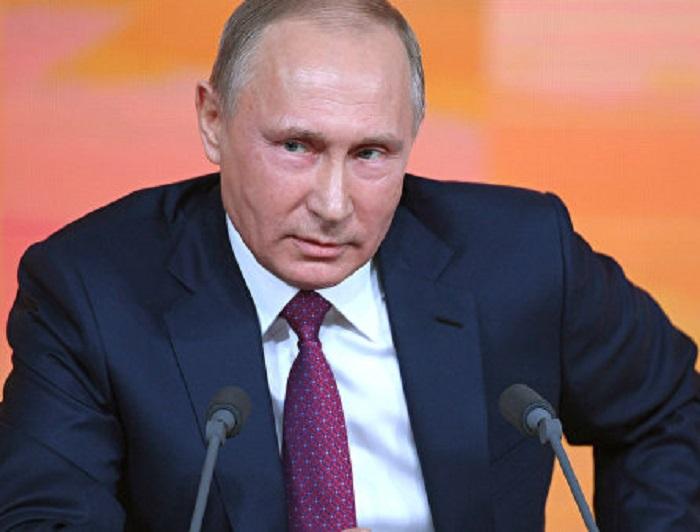 Путин: Обвинения Варшавы вадрес столицы  поповоду смерти  Качиньского— чушь