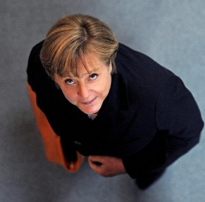 Меркель проведёт встречу сПутиным иМакроном поУкраине