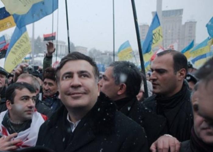 Саакашвили объявил, что появится напублике ввоскресенье