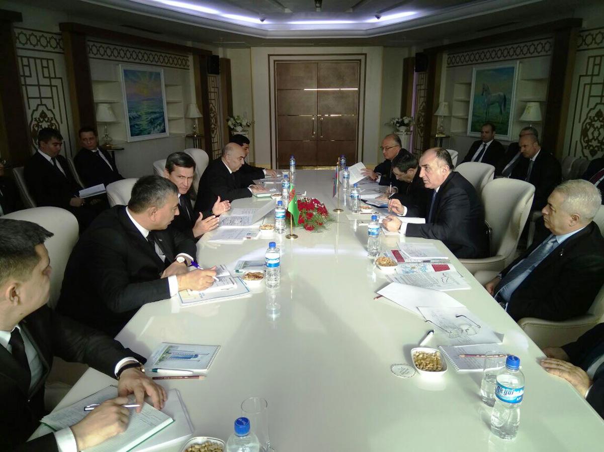 Баку иАшхабад готовят визит Алиева вТуркменистан