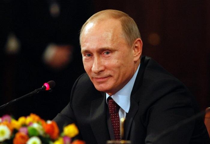 Песков поведал опланах В. Путина надень рождения