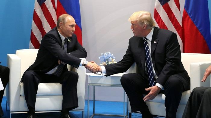 Песков поведал опроработке вероятной встречи Владимира Путина иТрампа насаммите АТС