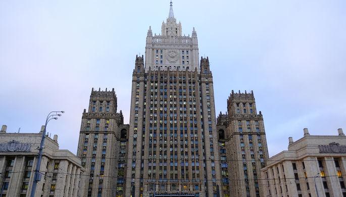 МИДРФ объявил овыдворении дипломатов 23 стран