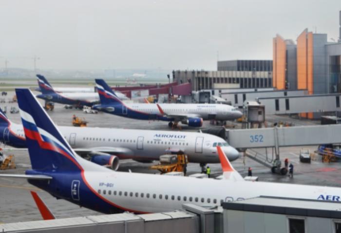 «Аэрофлот» подчеркнул 20 рейсов в«Шереметьево» 2декабря