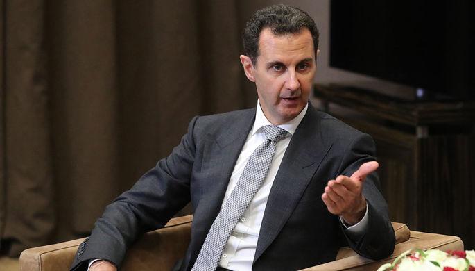 Асад: Сирия продолжит развиваться, невзирая наагрессию Запада
