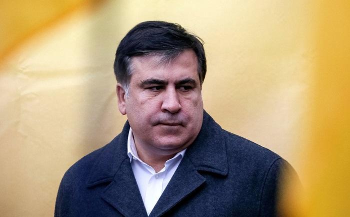 Саакашвили «поблагодарил» генерального прокурора Украины заоценку его работы