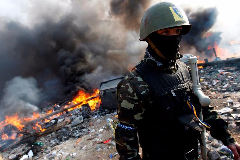 Украина передала НАТО доклад оразработке Россией химоружия