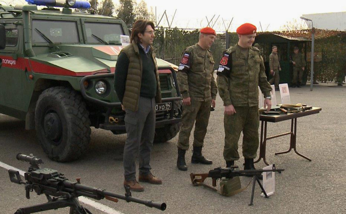 Андрей Малахов снял вСирии спецрепортаж опогибшем воронежском лётчике