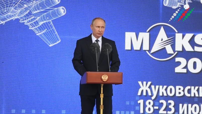 Дело было наМАКСе: Путин угостил Шойгу иИванова мороженым