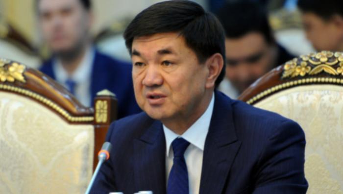 ВКиргизии утвердили нового премьера исостав руководства