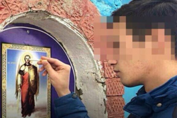 Сотрудники РПЦ осудили кубанского станичника, затушившего сигарету обикону