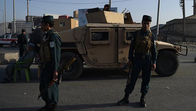 При авиаударе вертолётов НАТО погибло 17 афганских солдат