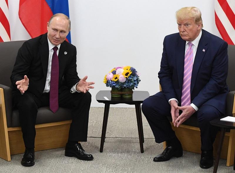 Кремль анонсировал встречу глав Минфинов России и США после слов Трампа