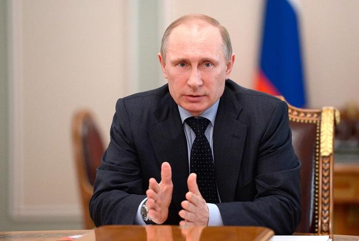 Путин поучаствовал вуничтожении последнего килограмма химоружия