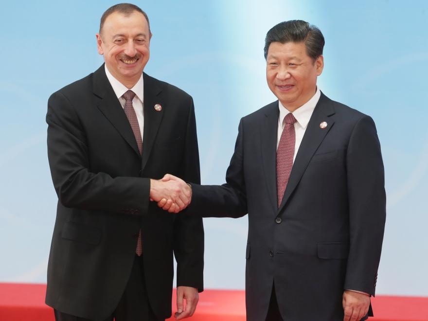 Путин высоко оценил развитие отношенийРФ иКитая