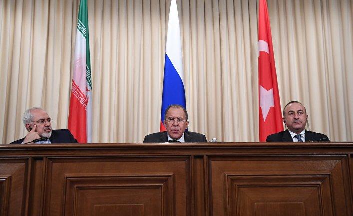 Руководитель  МИД Ирана обвинил Запад вподрыве урегулирования сирийского конфликта