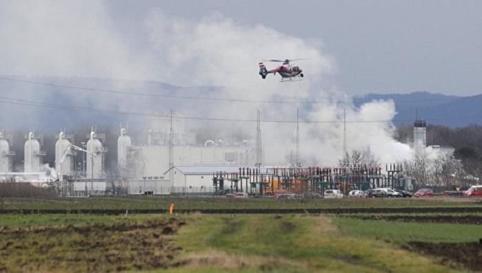 Взрыв нагазопроводе небыл терактом— МВД Австрии